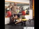 Сделал себе подарок на Новый год. Жим лёжа 185 кг при собственном весе 88,8 кг. Норматив мастера спорта. Всем прогресса в новом