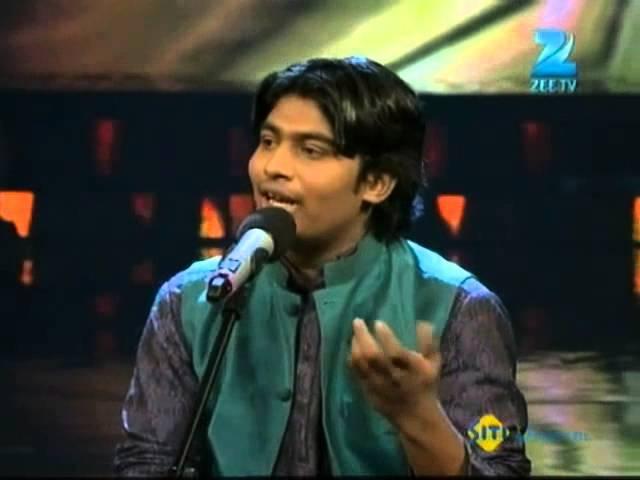 Sa Re Ga Ma Pa 2012 - Episode 23 of 16th December 2012 - Mohd. Aman