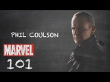 Agent Phil Coulson - Marvel 101  Marvel's Agents of S.H.I.E.L.D.