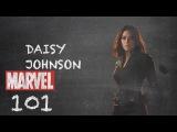 Agent Daisy Johnson - Marvel 101  Marvel's Agents of S.H.I.E.L.D.