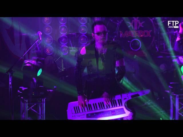 The MATRIXX Опиум для никого Питер 05 06 2015 клуб Космонавт