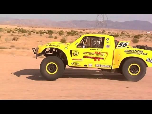 Trophy Truck Race Testing Highlight · coub, коуб