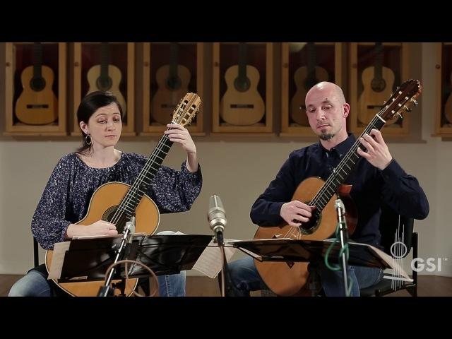 Dyens Il Funghetto Milena Petkovic and Branko Barnic play Teodoro Perez