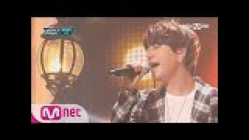KYUHYUN (규현) - A Million Pieces (밀리언조각) Comeback stage M COUNTDOWN 151015 EP.447