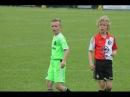Feyenoord o10 - Ajax o10 Finale Stichting Semmy Tournament 2016