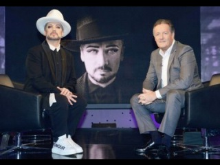 Piers Morgan's Life Stories interview - BOY GEORGE