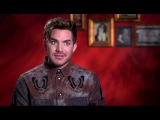 2017-02-17 Adam Lambert - Piers Morgan's Life Stories w/ Boy George
