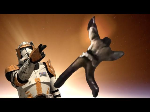 How Obi Wan survived Order 66 Star Wars Shooting Stars Meme