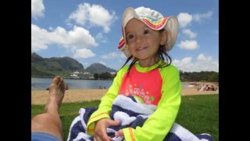 КАССАНДРА НА ГАВАЙЯХ или ПАПА И ДОЧКА БЕЗ МАМЫ В КРУИЗЕ (KASSANDRA ON THE CRUISE HAWAII)