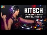DJ KITSCH Live - Technostate Wired - March 2015 - Happy Hardcore