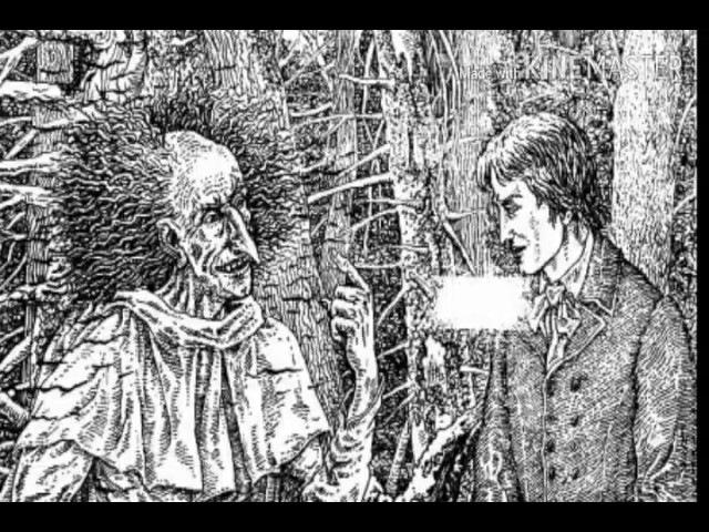 Ян Баршчэўскі. Шляхціц Завальня (Вогненыя духі)