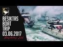Besiktas boat trip 03.06.2017