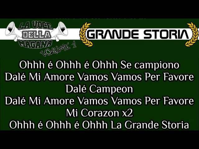 La Voce Della Magana: Grande storia 2013