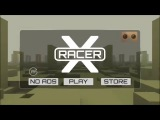VR X Racer (2 modes) promotion video for spacex racing games