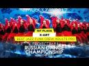 X-ART ★ 1ST PLACE JAZZ FUNK ADULTS PRO ★ RDC17 ★ Project818 Russian Dance Championship