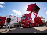 Volvo Trucks - This Volvo FH16 looks like something out of Transformers -