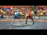 Заур Угуев(RUS) - Егоров (MKD) 57kg 1/8