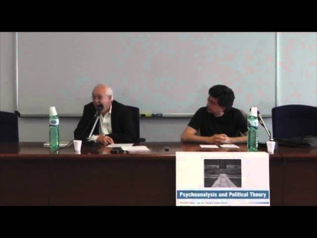 Ernesto Laclau - Heidegger, Lacan, Gramsci three different routes and only one true argument