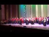 Концерт хора русской песни Владимирского областного музыкального колледжа (1 ча...