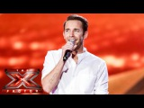 Jay James sings Leona Lewis' Run Boot Camp The X Factor UK 2014