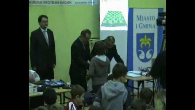Turniej szachowy Nowa Sarzyna 2009r.