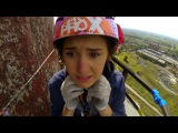 Aleksandra M  ProX  RopeJumping  Sarkofag  Chelyabinsk  2016 5 jump