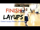 Lay Up Over Taller Defenders