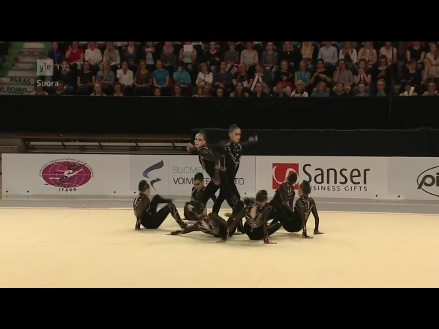 Minetit Elite FIN Final AGG World Championships 2017 Helsinki