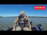 Hidea 9.9(15) + лодка Апачи 3500 Слань Киль (APACHE 3500СК) краткий обзор на воде
