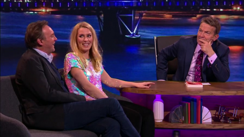 The Nightly Show 1x27 - Philip Glenister, Sara Pascoe