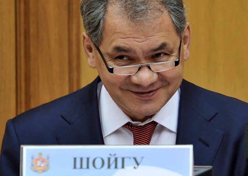 Суд в Киеве выдал ордер на арест Шойгу