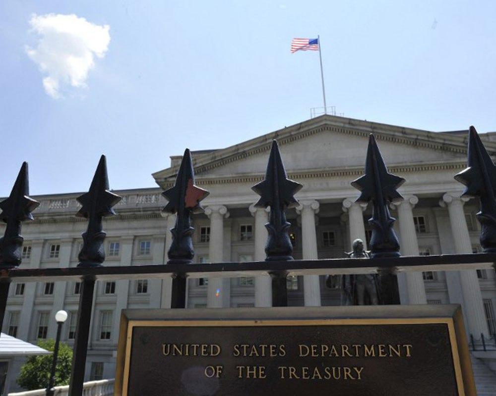 Минфин США внёс в санкционный список ряд компаний «Газпрома» и восемь министров Крыма