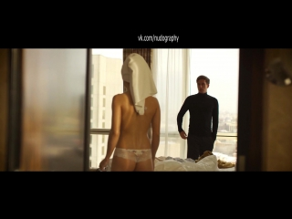 Голая Мария Шалаева, Саера Сафари в фильме Без границ (2015) 1080p - с цензурой