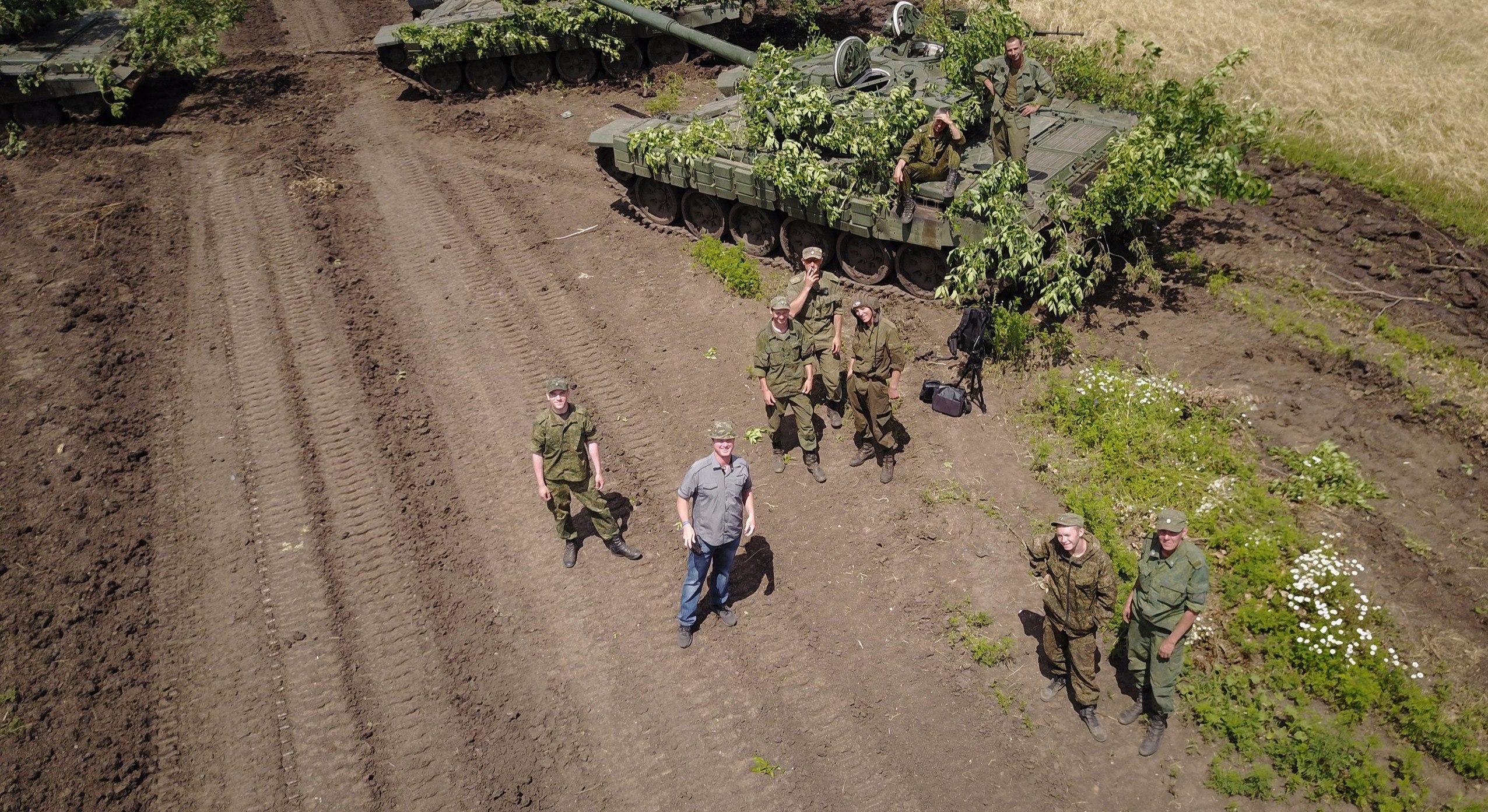 Боевики наДонбассе устроили систему трудовых лагерей иэксплуатируют заключенных