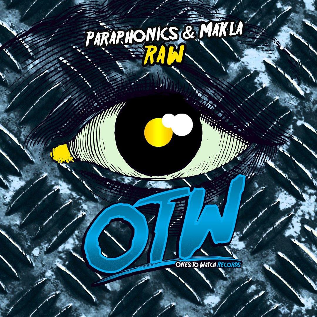 Paraphonics & Makla–RAW (Original Mix)