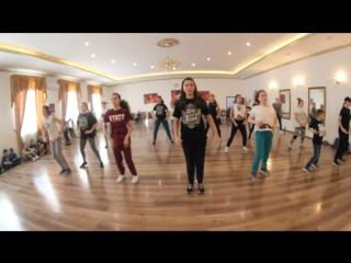 МК по Hip Hop Choreo (Данил Дуванский)
