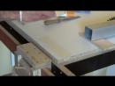 Как сделать линейку на циркулярный станок своими руками в гаражной мастерской Столярные Мастера