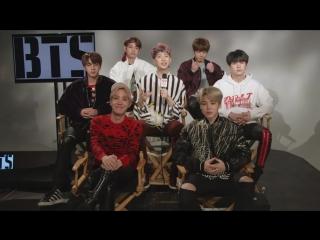 170323 iHeartRadio BTS Interview