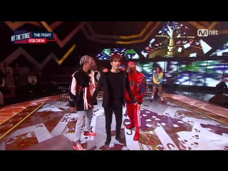 Yugyeom (GOT7) - Wrist + Chance The Rapper + Dumbo + Protocol @ Hit The Stage 160921