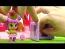 Мультики для девочек. Куколка Апельсинка заболела! кукольный театр