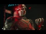 Injustice 2 - трейлер (Харли Квин и Дедшот)
