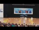 Судак. Тренер Кузнецова Виолетта Игоревна. Танец ЦЫПЛЯТА конкурс БЕГУЩИЕ ПО ВОЛНАМ