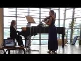 Бетховен соната номер 5 для скрипки и фортепиано