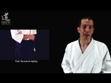 How to put on and tie a Hakama (Aikido) - 3 ways, very detailed (w- subtitles)