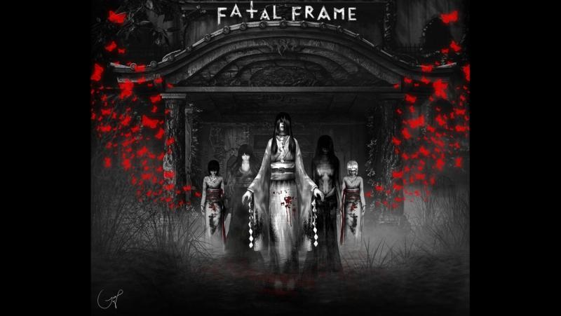 Проходим Fatal Frame (второй стрим)