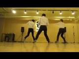 choi jaewoo dancing to pleasure-p's i'm a beast.