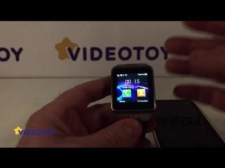 Умные часы Smart Watch DZ09 - обзор, звонки, антипотеряшка