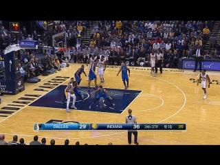 NBA 2016-2017 26.10.2016 / Dallas Mavericks - Indiana Pacers / НБА Индиана Пэйсерс – Даллас Маверикс EN.