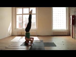 Алена Тихонова, мастер-класс на дживамукти и мандала йоге