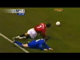 Роналду vs Руни